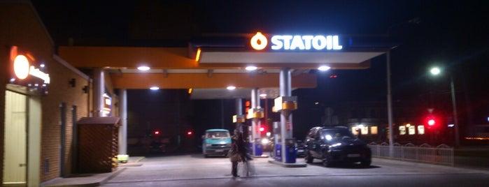 Statoil DUS   Daugavpils I is one of Benzintanki LV.
