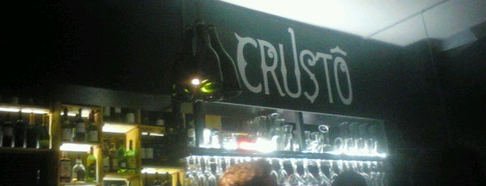 Crustô Gastrobar is one of Lydianneさんのお気に入りスポット.