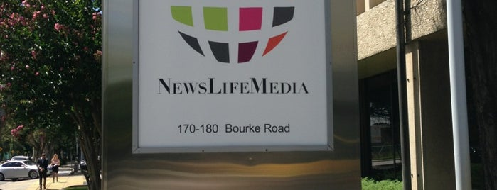 NewsLifeMedia is one of out of town.