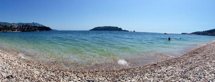 Slovenska plaža is one of Gidilip görülmesi gereken mekanlar.