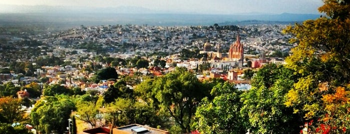 Mirador is one of san miguel de allende.