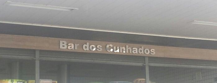 Bar dos Cunhados is one of Locais curtidos por Paola.