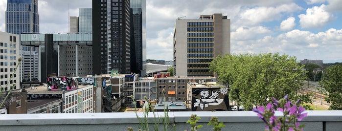 Op het Dak is one of Rotterdam.