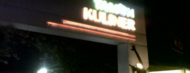 Taman Kuliner is one of Rawamangun fav.Place.