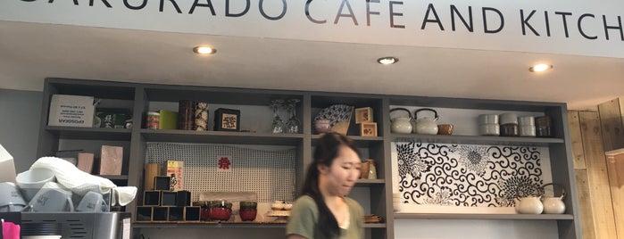 Sakurado Café And Kitchen is one of Bakery.
