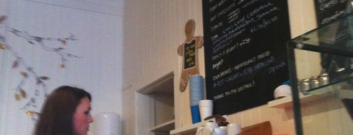 Birdhouse Café is one of Simon : понравившиеся места.