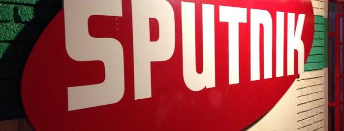 Sputnik is one of Austin.