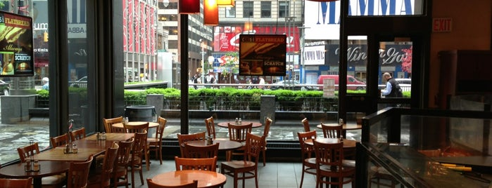 Così is one of Venues with free Wi-Fi in NYC.
