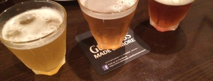 beer bar BICKE is one of Boozin'.