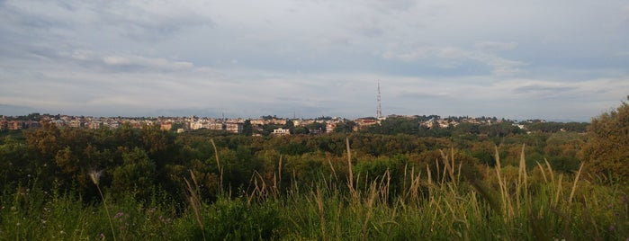 Parco Regionale Del Pineto is one of Rome / Roma.