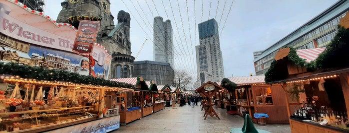 Gedenkhalle is one of Berlin.