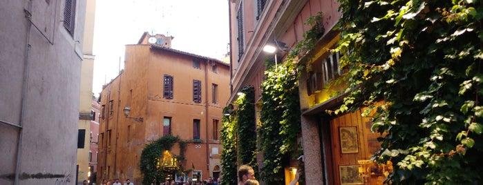 Trastevere is one of Tempat yang Disukai Jenn 🌺.