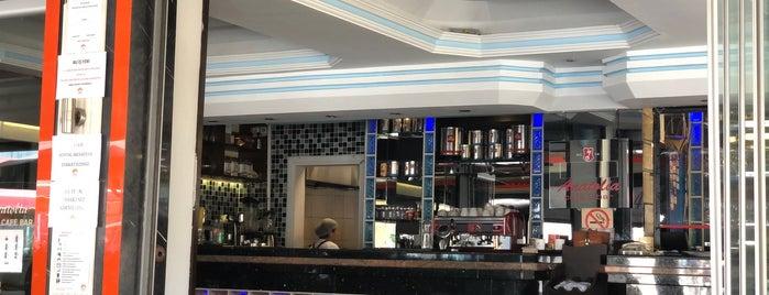 Anatolia Cafe & Bar is one of Locais curtidos por Mesrure.