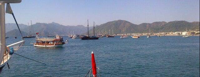 Marmaris Tekne Turu is one of Marmaris.
