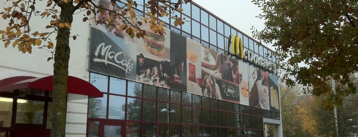 new arrival 8b49e e7d1c McDonald's München