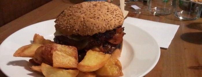 Bacoa Little is one of Burgers.