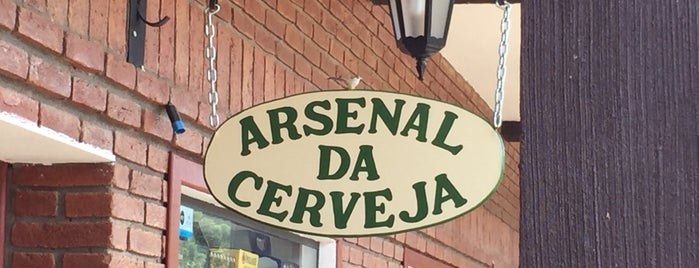 Arsenal da Cerveja is one of Orte, die Rodrigo gefallen.