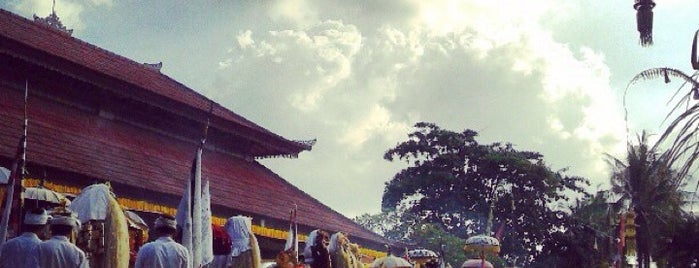 Pura Puseh Batubulan is one of Enjoy Bali Ubud.