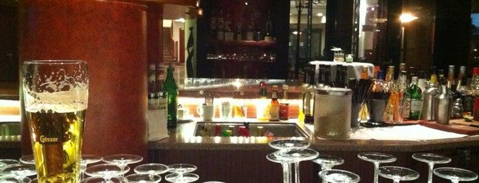 Joe's Bar is one of Vienna's wheelchair accessible restaurants.