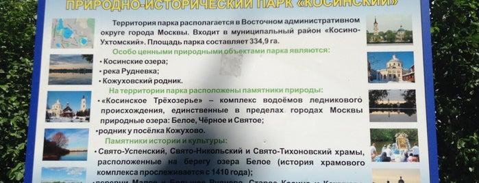 """Природно-исторический парк (ПИП) """"Косинский"""" is one of Москва лето 2017."""