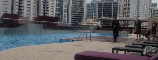 Float Pool Bar is one of Panamá.