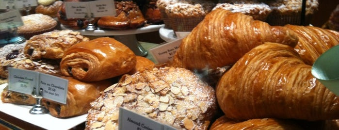 Bouchon Bakery is one of America's Best Croissants.