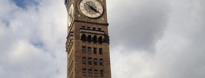 Bromo Seltzer Arts Tower is one of Historic Sites - Museums - Monuments - Sculptures.
