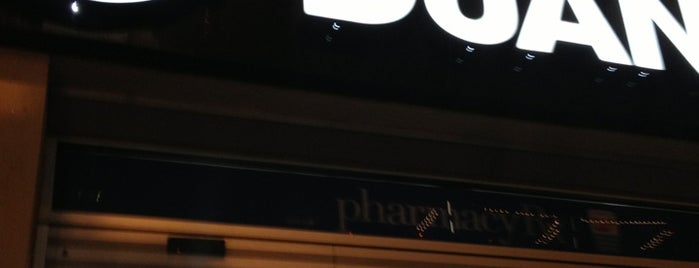 Duane Reade is one of Places in NY.