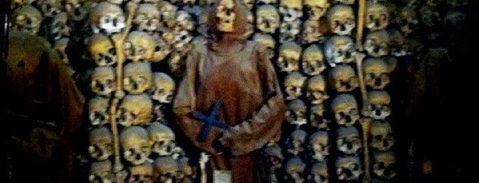 Santa Maria della Concezione is one of 101 cose da fare a Roma almeno 1 volta nella vita.