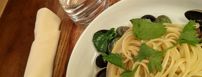 Osteria57 is one of Manhattan To-Do's (Between Delancey & 14th Street).