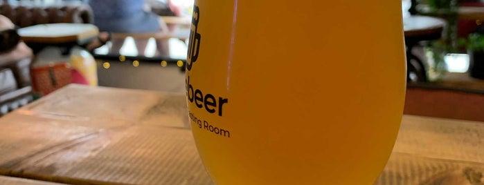 Indie Beer is one of London's Best for Beer.