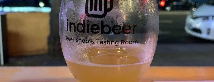 Indie Beer is one of FT Europe.