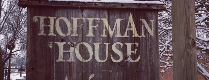 Hoffman House Tavern is one of Upstate.