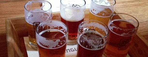 SingleCut Beersmiths is one of Maria & Brent Beer Tour.