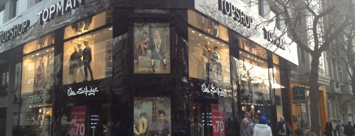 Topshop is one of İstanbul.