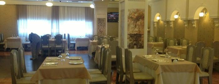 Ресторан Сопрано is one of Летние веранды в ресторанах Москвы.