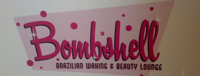 Bombshell Brazilian Waxing & Beauty Lounge is one of Jessicaさんの保存済みスポット.