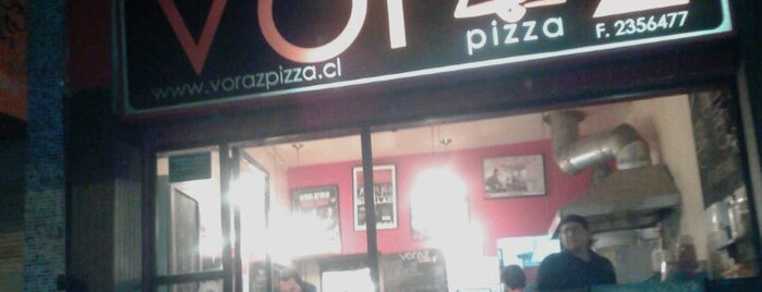 Voraz Pizza is one of Comida.