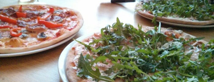 YamYam Trattoria Pizzeria is one of Amsterdam Eat.