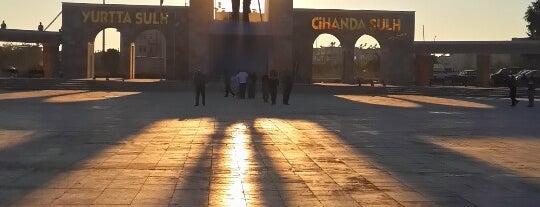 Kent Meydanı is one of themaraton.