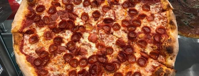 Sofia Pizza Shoppe is one of NYC to do.