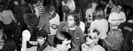The Mudd Club is one of Iconic NYC Music Venues, Then And Now.