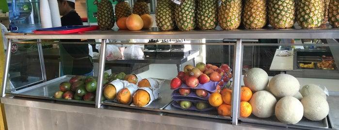 Señor Mangos is one of San Diego.