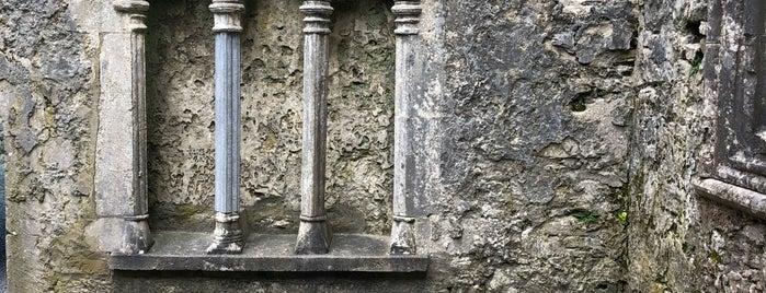 Cathedral at Kilfenora is one of Locais curtidos por Nicola.