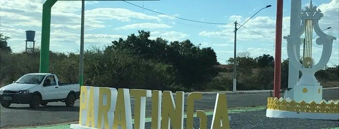 Paratinga is one of My list restaurantes.