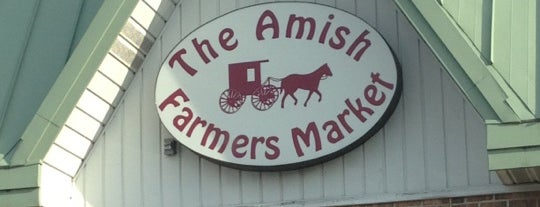Amish Market is one of Lugares favoritos de lino.