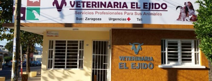 Farmacia Veterinaria El Ejido Sucursal Zaragoza is one of Lieux qui ont plu à Federico.