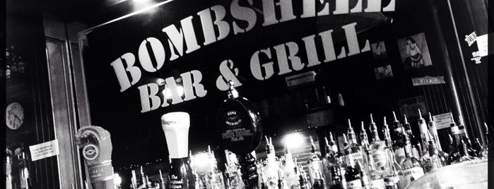 Bombshell Bar & Grill is one of Team Trivia.