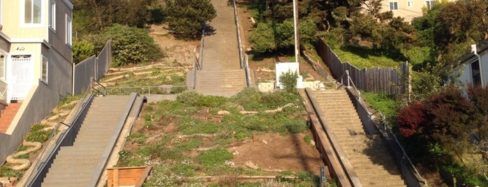 Quintara Stairs is one of SF to-do.