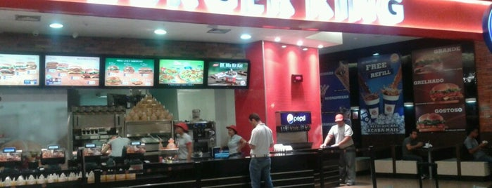 Burger King is one of Cuiaba MT.